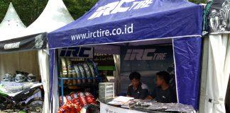 Ban IRC di Jejak Roda 2019