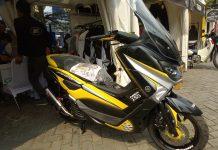 Yamaha Mekar di Jejak Roda 2019