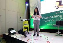 ECGo2 Bike Diluncurkan
