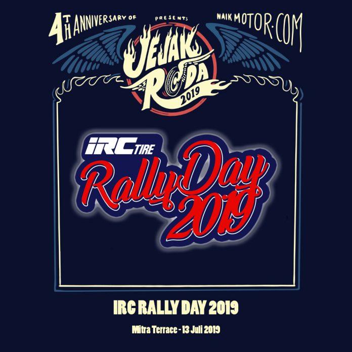 IRC Rally Day 2019 Berhadiah Total Rp 10 Juta di Jejak Roda