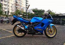 Kawasaki Ninja KRR 150