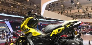 Modifikasi Honda ADV150