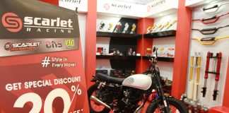 Diskon Scarlet Racing di GIIAS