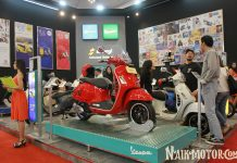 Promo Menarik Piaggio Vespa Exclusive Offer Selama GIIAS 2019