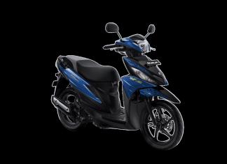 Suzuki Address Playful 2019