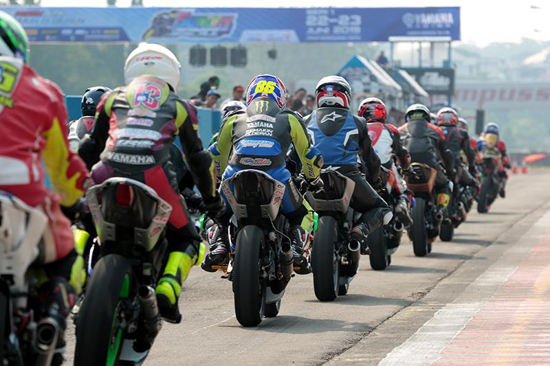 Seri 2 Yamaha Sunday Race 2019