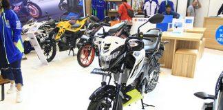 Test Ride Suzuki GSX-R150 dan GSX150 Bandit