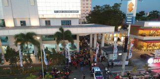 Suzuki Saturday Night Ride 2019 Makassar
