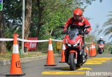 first ride Honda ADV150