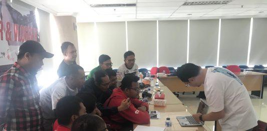 Workshop Blogger Vlogger Wahana 2019 Agar Makin Kreatif