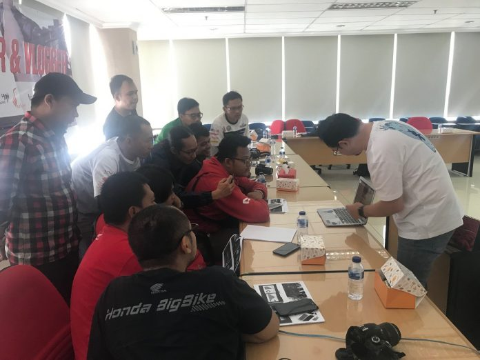 Workshop Blogger Vlogger Wahana 2019 Agar Makin Kreatif