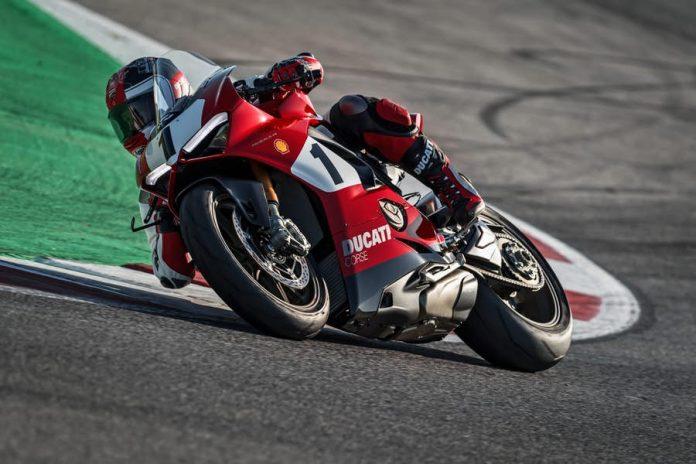 Spesifikasi Ducati Panigale V4