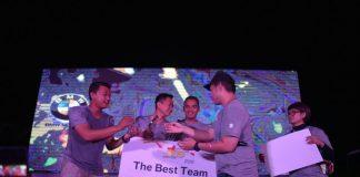 Strategi Denwal Jadi The Best Team di BMW GS Trophy Indonesia
