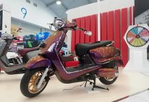 modifikasi Kymco Like 150i