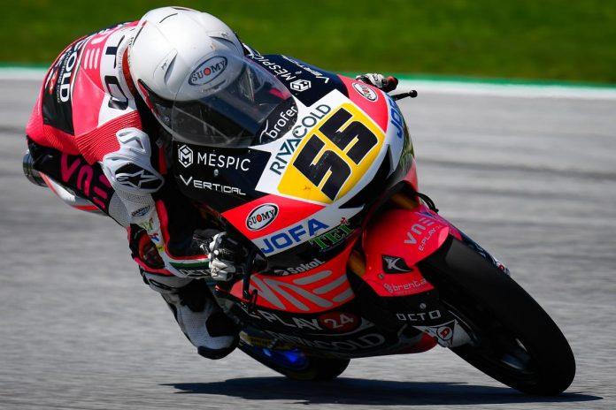 Juara Moto3 2019 Austria