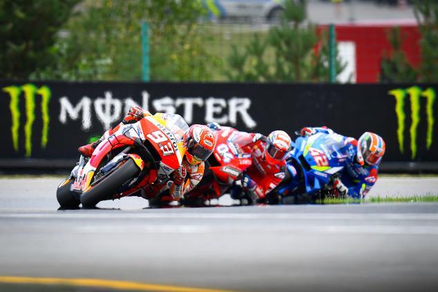 MotoGP 2019 Ceko