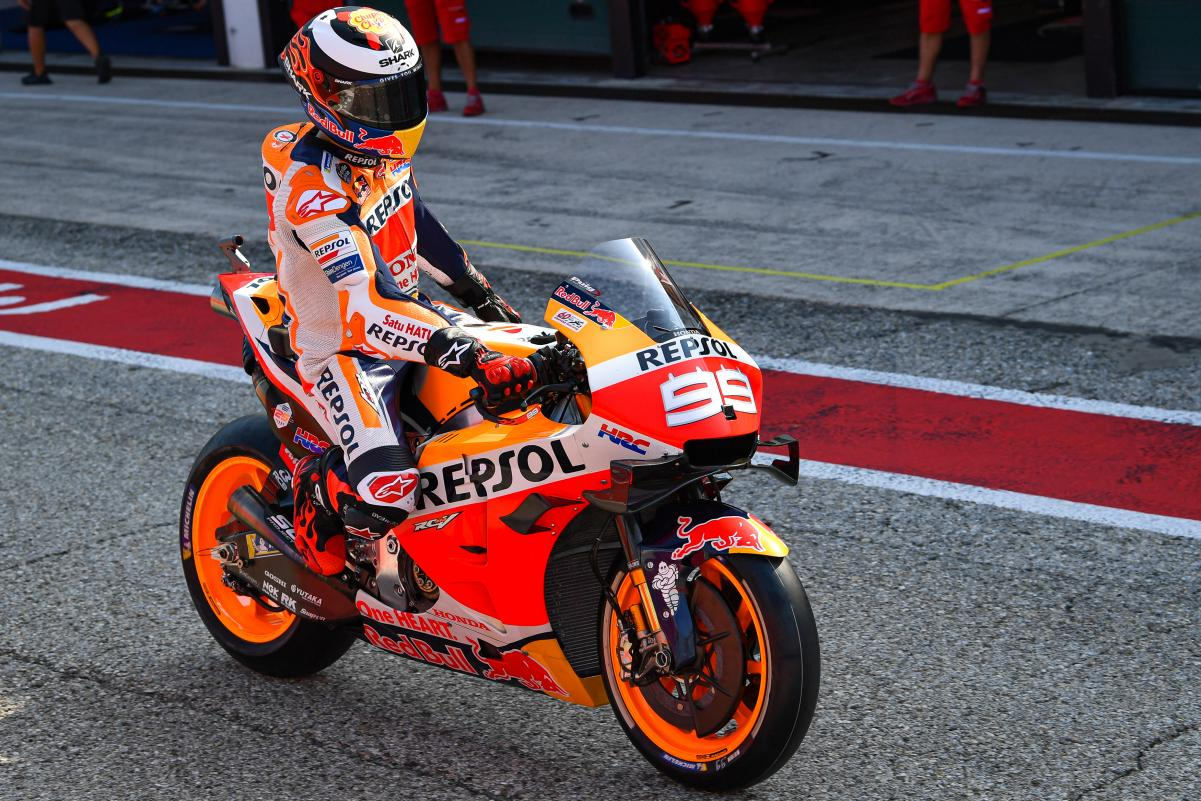 Tes MotoGP 2019 Misano Malah Tambah Nyeri, Lorenzo Berhenti