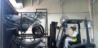 Ekspor Honda CRF150L Meningkat