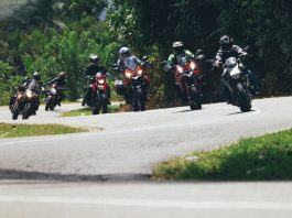 DDOCI Celebes Independence Ride 2019