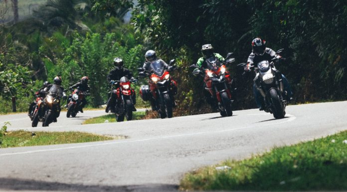 DDOCI Celebes Independence Ride 2019