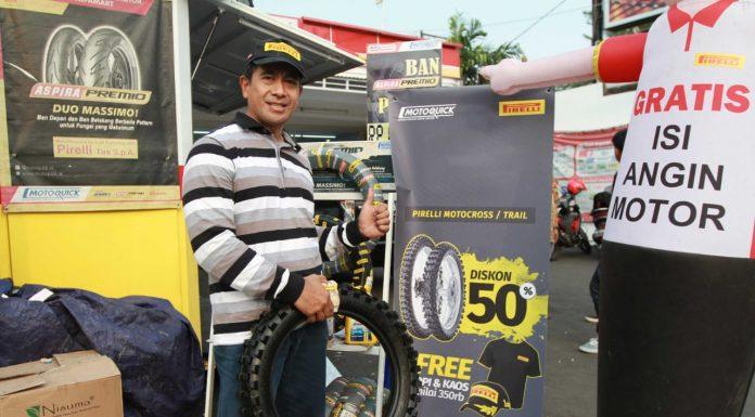 Diskon Ban Pirelli Motocross