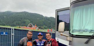 nasib Hafizh Syahrin di MotoGP