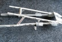 Subframe Aluminium Buat Balap