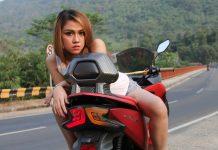 Sandaran Jok PCX