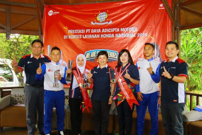 Wakil DAM Meraih 2 Juara Kontes