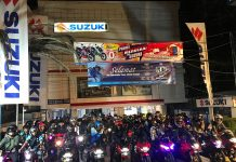 Night Ride 2019 Banjarmasin