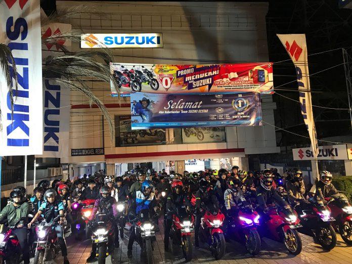 Night Ride 2019 Banjarmasin