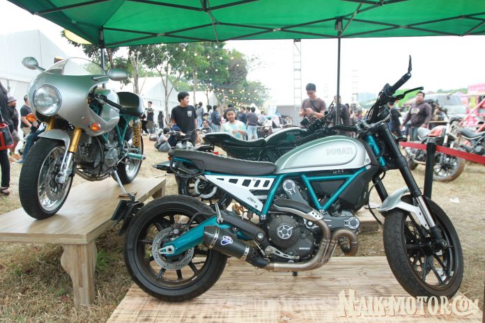 Pegadaian Flat Track Package