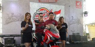 Teaser Honda ADV150