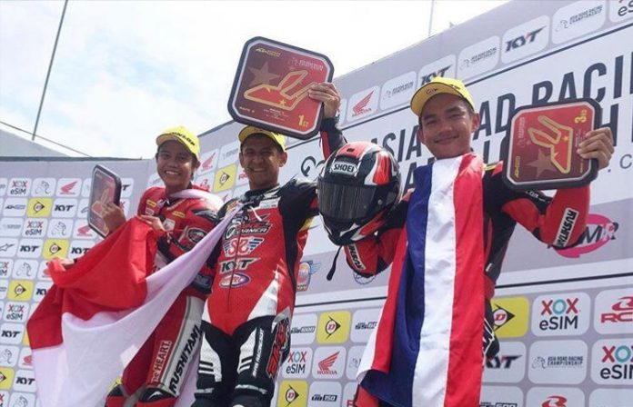 Race 2 AP250 ARRC 2019 Zhuhai