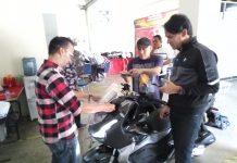 Wahana Kenalkan Teknologi Honda ADV150
