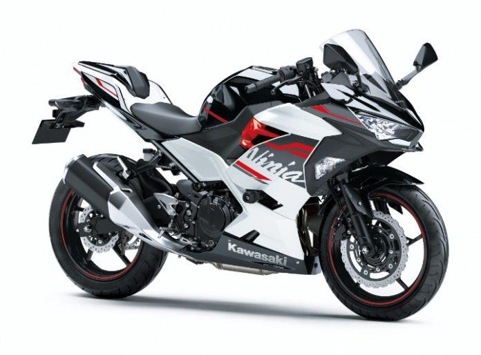 Kawasaki Ninja250SE 2020