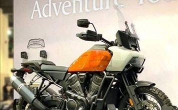 Adventure Harley-Davidson Pan America