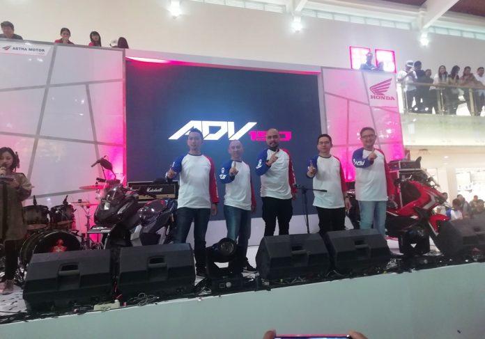 Launching Honda ADV150 di Bali