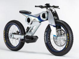 Moto Parilla Edisi Anniversary
