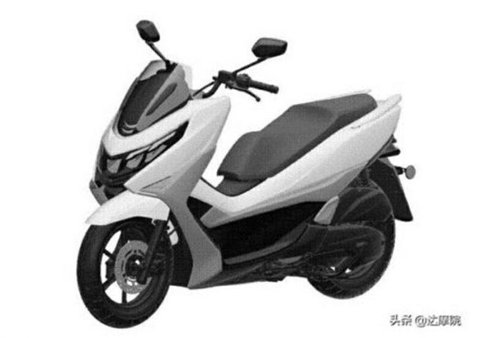 Burgman200 Tengah Dikembangkan Suzuki