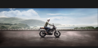 Spesifikasi Yamaha XSR155