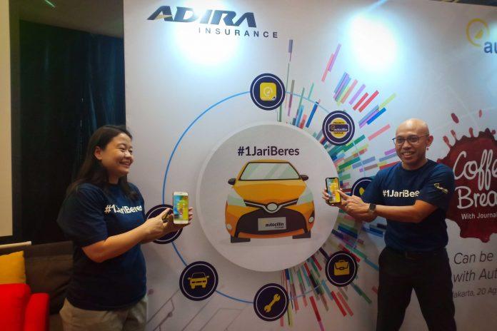 Strategi Adira Insurance
