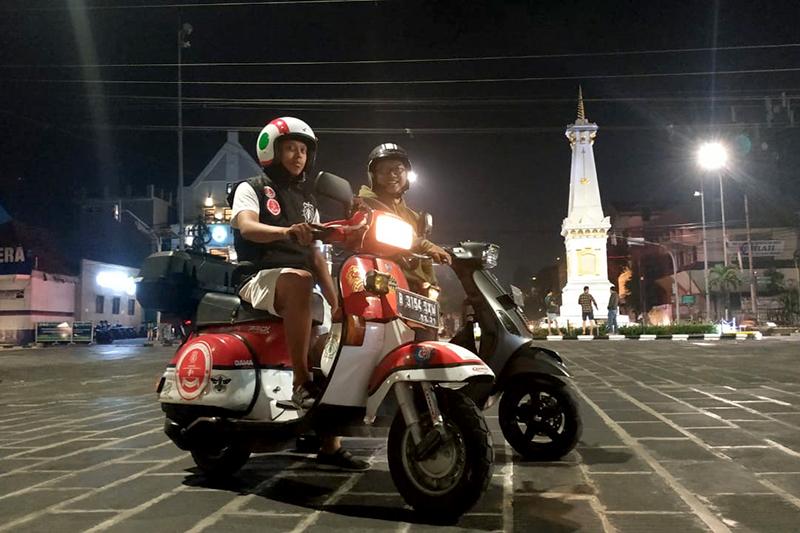 Solo Riding Bali-Jakarta