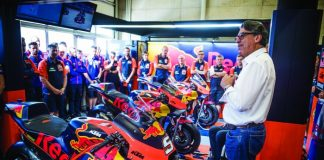 KTM Mundur dari Moto2