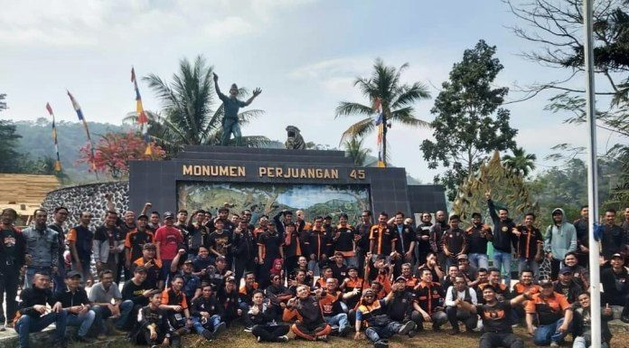 Touring Merdeka HMPC Indonesia 2019