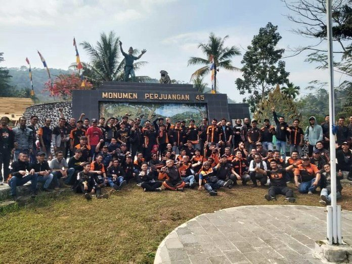 Touring Merdeka HMPC Indonesia 2019
