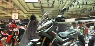Thailand mengembangkan Honda ADV300