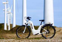 Sepeda Listrik Fuel Cell Pertama