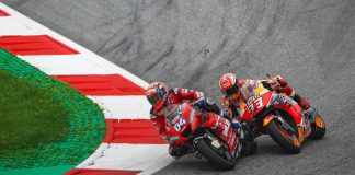 MotoGP 2019 Austria