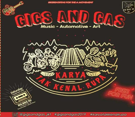 Gigs and Gas 2019
